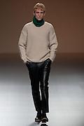 Amaya Arzuaga in Mercedes-Benz Fashion Week Madrid 2013