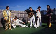 Elvis impersonators, Memphis, TN