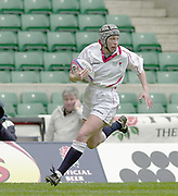 Twickenham, Surrey, 15th February 2003, Six Nationals International RFU Stadium, England,[Mandatory Credit: Peter Spurrier/Intersport Images], <br /> 2003 Women's International Rugby England v France<br /> Nicole Crawford