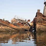 Fireboat Abram S. Hewitt, 2006