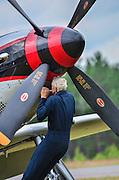 Jämi Fly In 2012, pilot Pär Cederqvist.<br /> Petri Juola Photography<br /> petrijuola.com