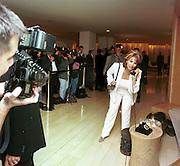 Racquel Welch at the Talk pre-globe Awards Party. Mondrian, Los Angeles. 22/1/2000. <br />© Copyright Photograph by Dafydd Jones 66 Stockwell Park Rd. London SW9 0DA Tel 0171 733 0108 www.dafjones.com