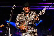 Mississippi guitarist Super Chickan Johnson plays his own handmade guitar in Jackson Mississippi. Photo©Suzi Altman I have photographed the Mississippi Delta for over a decade. Including the rich cultural heritage, the deep religious roots and the music the land produces. ©SuziAltman