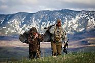 Wyoming Spring turkey hunt
