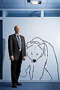Christoph Lerch, SP, Regierungsstatthalter.. © Adrian Moser