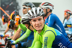 POLANC Jan of Slovenia during Men Elite Road Race at UCI Road World Championship 2020, on September 27, 2020 in Imola, Italy. Photo by Vid Ponikvar / Sportida