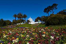 California: San Francisco. Conservatory of Flowers in Golden Gate Park.  Photo copyright Lee Foster. Photo #: 23-casanf78784