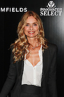 Maryam d'Abo, Women for Women International Gala - She Inspires Art, Bonhams, London UK, 16 September 2015, Photo by Brett D. Cove