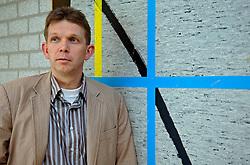 12-05-2005 VOLLEYBAL: TEAMPRESENTATIE: AMSTELVEEN<br /> Arjen Boonstoppel<br /> ©2005-WWW.FOTOHOOGENDOORN