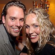 Sabine Uitslag en Partner Menno Braakman