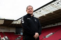 Bristol City Women appoint Matt Beard as their new Manager during the 2020/21 FA WSL Season, with Tanya Oxtoby taking maternity leave - Rogan/JMP - 14/01/2021 - Ashton Gate Stadium - Bristol, England.