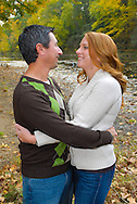 10/14/12 9:30:46 AM - Newtown, PA.. -- Amanda & Elliot October 14, 2012 in Newtown, Pennsylvania. -- (Photo by William Thomas Cain/Cain Images)