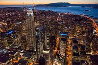 Salesforce Tower & Downtown San Francisco