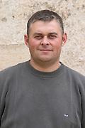 Fabien Coche, owner winemaker dom coche bizouard meursault cote de beaune burgundy france