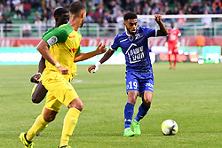 August 19, 2017 - Troyes, France - 19 Tristan DINGOME  (Credit Image: © Panoramic via ZUMA Press)