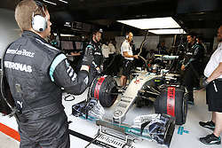 August 28, 2016 - Spa Francorchamps, Belgium - Motorsports: FIA Formula One World Championship 2016, Grand Prix of Belgium, .#6 Nico Rosberg (GER, Mercedes AMG Petronas Formula One Team) (Credit Image: © Hoch Zwei via ZUMA Wire)