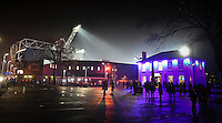 A general view of The Hawthorns home of West Bromwich Albion<br /> <br /> Photographer Dave Howarth/CameraSport<br /> <br /> The Premier League - West Bromwich Albion v Burnley - Monday 21st November 2016 - The Hawthorns - West Bromwich<br /> <br /> World Copyright © 2016 CameraSport. All rights reserved. 43 Linden Ave. Countesthorpe. Leicester. England. LE8 5PG - Tel: +44 (0) 116 277 4147 - admin@camerasport.com - www.camerasport.com