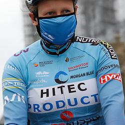 28-03-2021: Wielrennen: Gent-Wevelgem: Wevelgem  Mieke Kroger