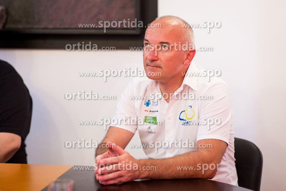 Bogdan Fink, 26. dirka Po Sloveniji / Tour of Slovenia 2019, Naj gostitelj, on July 3, 2019 in Idrija, Idrija, Slovenia. Photo by Ziga Zupan / Sportida