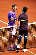 22/04 Nishikori in Barcelona Open