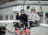GSC pre race day candids J4, J5 January 22, 2011.
