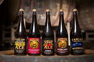 Suröl på Cascade Brewing i Portland, Oregon. <br /> Foto: Christina Sjögren