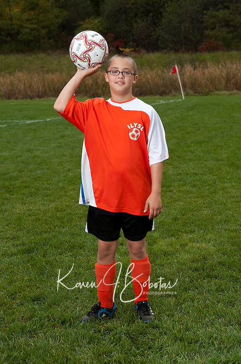 Inter Lakes Youth Soccer League October 15, 2011.