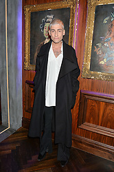 KYLE DE'VOLLE at the launch of MNKY HSE Restaurant, 10 Dover Street, London on 19th October 2016.