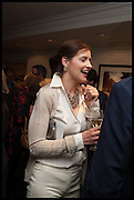 MRS. AIGA SATTLER, The hon Alexandra Foley hosts drinks to introduce ' Lady Foley Grand Tour' with special guest Julian Fellowes. the Sloane Club. Lower Sloane st. London. 14 May 2014