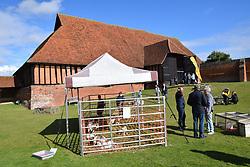 Cressing Temple Barns, Essex UK Sep 2019
