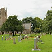 St. James Churchyard - Avebury, UK