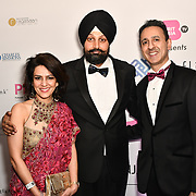 Tony Shergill attend the BritAsiaTV Presents Kuflink Punjabi Film Awards 2019 at Grosvenor House, Park Lane, London,United Kingdom. 30 March 2019