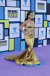 HOLLYWOOD, CA - OCTOBER 06: Becky G attends the Telemundo's Latin American Music Awards 2016 held at Dolby Theatre on October 6, 2016. Byline, credit, TV usage, web usage or linkback must read SILVEXPHOTO.COM. Failure to byline correctly will incur double the agreed fee. Tel: +1 714 504 6870.