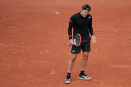 during the Roland Garros 2020, Grand Slam tennis tournament, on September 30, 2020 at Roland Garros stadium in Paris, France - Photo Stephane Allaman / ProSportsImages / DPPI