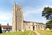 Parish Church of Saint Peter and Saint Paul, Eye, Suffolk, England, UK