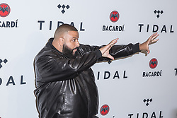 DJ Khaled attends TIDAL X: Brooklyn at Barclays Center of Brooklyn on October 17, 2017 in New York City. (Photo by Joe Russo / imageSPACE).