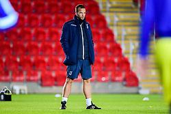 Brian Dutton - Mandatory by-line: Ryan Hiscott/JMP - 13/11/2018 - FOOTBALL - St James Park - Exeter, England - Exeter City v Bristol Rovers - Checkatrade Trophy