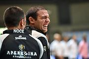Manuel Attard<br /> Carpegna Prosciutto VL Pesaro - Happycasa Brindisi<br /> LBA Legabasket Supercoppa Gir.D 2020/2021<br /> Olbia, 12/09/2020<br /> Foto L.Canu / Ciamillo-Castoria