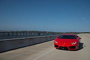 March 11-13, 2016 Amelia Island. Lamborghini Huracan 580-2
