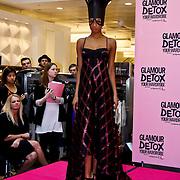 NLD/Amsterdam/20100314 -Modeshow Glamour Detox Your Wardrobe tbv Orange Babies,