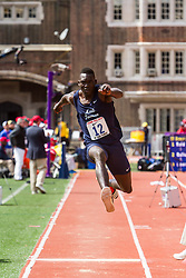 college men triple jump championship, Vincent Ogot, Middle Tennessee
