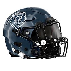 Elsie Allen High School Football Helmet