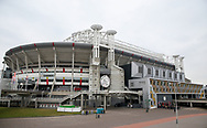 General view outside the Amsterdam Arena stadium before the Friendly match between Netherlands and England at the Amsterdam Arena, Amsterdam, Netherlands on 23 March 2018. Picture by Phil Duncan.