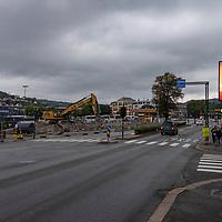 Rutebilstasjonen i Kristiansand er revet sommeren 2019.