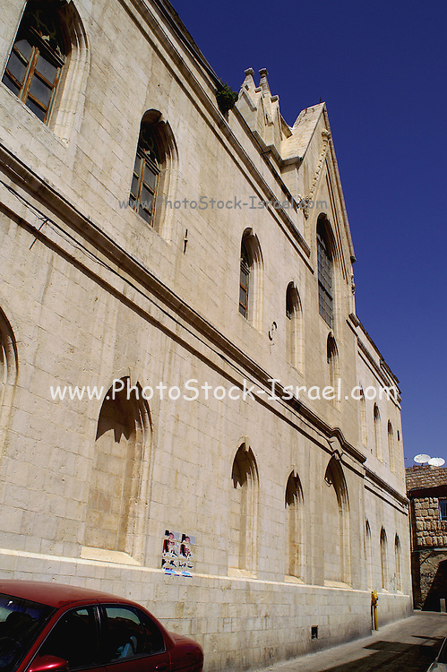 The Latin Patriarchate, Jerusalem