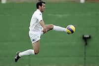 Fotball / Football<br /> Sveits / Danmark - Switzerland / Denmark<br /> Basel v FC Køvenhavn / FC Copenhagen 3-3 at La Manga - Spain<br /> 28.01.2007<br /> Foto: Morten Olsen, Digitalsport<br /> <br /> Niclas Jensen - FCK