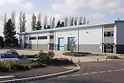 Fine Point Industrial Estate in Kidderminster.Picture by Shaun Fellows / Shine Pix Ltd
