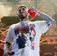 Post Malone live at Reading Festival 2021 photo by Mark Anton Smith