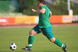 Ilija Kitic of Olimpija  at final match of 2nd SNL league between NK Olimpija in NK Aluminij, on May 23, 2009, ZAK, Ljubljana, Slovenia. Aluminij won 2:1. NK Olimpija is a Champion of 2nd SNL and thus qualified to 1st Slovenian football league for season 2009/2010. (Photo by Vid Ponikvar / Sportida)