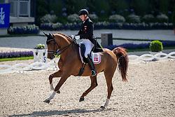 DAHL Anders (DEN), Fidelio van het Bloemenhof<br /> Aachen - CHIO 2019<br /> Preis der Familie Tesch<br /> Grand Prix CDIO5*<br /> 1. Wertungsprüfung für den Lambertz Nationenpreis<br /> 18. Juli 2019<br /> © www.sportfotos-lafrentz.de/Stefan Lafrentz